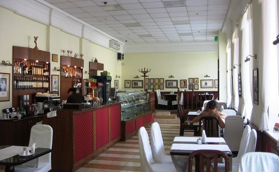 фото, литературное кафе евпатория фото прям